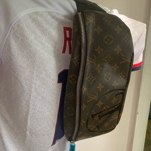 Other - Brown LV fanny pack waist bag
